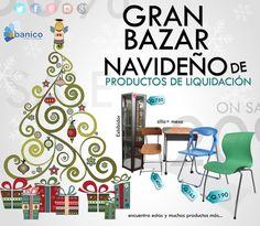 Te invitamos a nuestro Bazar Navideño aprovecha nuestras ofertas especiales de fin de año. ¡ven y visítanos! Contáctenos al Tel. 2440-1607.