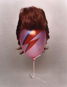 ch ch ch changes. david bowie balloon.
