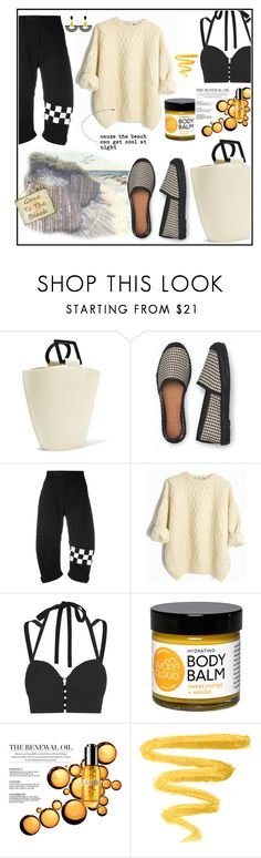 """C'mon Baby light my fire"" by onenakedewe ❤ liked on Polyvore featuring Solid & Striped, Dsquared2, Jonathan Simkhai, Berylune, Toolally and beachbonfire"