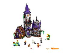 [_] LEGO SCOOBY-DOO! Mystery Mansion ( Item: 75904), 860 pieces || Dare to enter the Mystery Mansion and find the treasure before midnight!