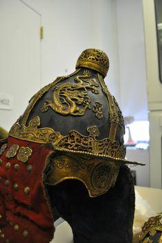 조선왕조 제왕투구와 갑옷, 90여년만에…