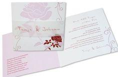 Hochzeitseinladungen+-+Dezent+Bunt