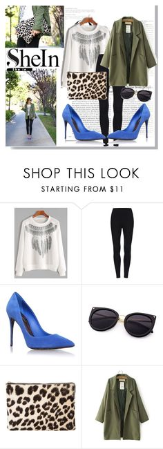 """""""sheIn 4"""" by leagoo ❤ liked on Polyvore featuring Vanity Fair, Dolce&Gabbana and CÉLINE"""