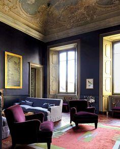 Luca Guadagnino's Italian home