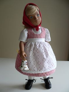 Swedish girl outfit for Sasha doll by chirnside on eBay