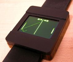 Cool Stuff We Like Here @ CoolPile.com ------- << Original Comment >> ------- Pong Watch
