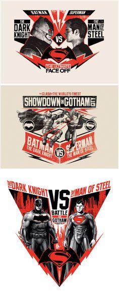 Batman v Superman: Dawn of Justice (2016) [promo art]