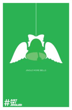 If this theory is correct, a lot of angels will get wings this holiday season. #JustGotJingled #GreatGiftsInMovieHistory