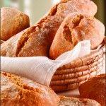 Pan tipo chapatas.