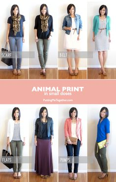 Beginner's Guide: Animal Print in Small Doses