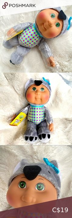 Patch Kids, Patches, Dolls, My Favorite Things, Collection, Vintage, Style, Baby Dolls, Swag