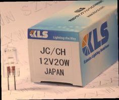 49.80$  Buy here - http://ali4au.worldwells.pw/go.php?t=1208277297 - Kls halogen lamp light bulb JC/CH 12V20W JAPAN 49.80$