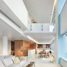 Modern Contemporary Penthouse by Winder Gibson Architects, in San Francisco | Archifan Blog