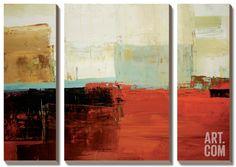 Umber Tones Canvas Art Set by Peter Colberrt at Art.com