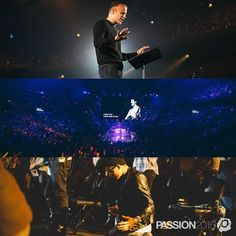 Jesus has given us the tools to chase Him. Powerful truth & impactful worship in Session 4 of #Passion2015. Thank you Ben Stuart for such amazing truth!