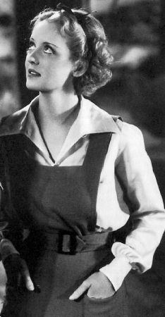 "Bette Davis in ""The Petrified Forest"" (1936)"