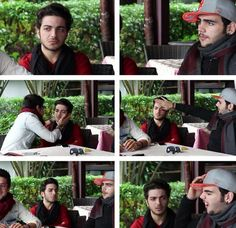 Haha this looks like an interesting interview :D
