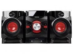 Mini System Semp Toshiba 250W RMS - MP3 USB - MS9125