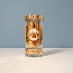 xx..tracy porter..poetic wanderlust...-Set of 6 Georges Briard Mid Century Modern Glasses