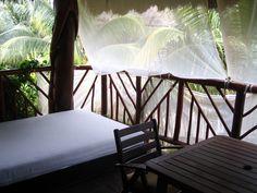 Mi Hotelito Balcony