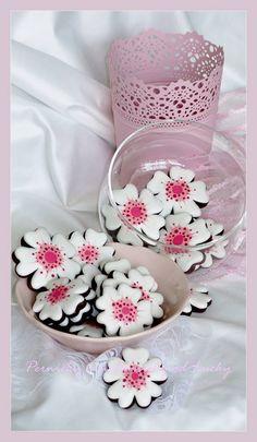 Flower Cookies                                                                                                                                                                                 Más