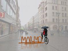 City of #Malmö / Temporary #transportation solutions