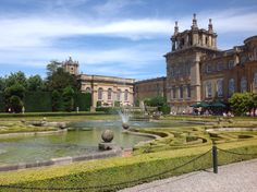 Blenheim Palace Blenheim Palace, Historical Sites, Mansions, House Styles, Luxury Houses, Palaces, Mansion, Mansion Houses, Villas