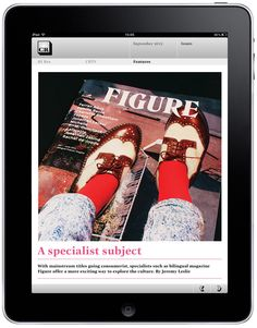 Creative Review - The September iPad edition