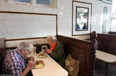 pie and mash london - Google Search