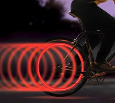 SpokeLit Bicycle Light – $9