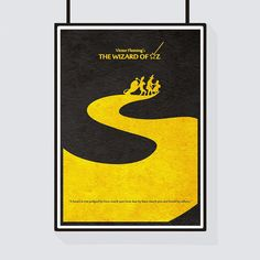 Image result for simplified film poster of wizard of oz
