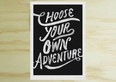 Adventure Print (Large) $99 AUS   Blacklist