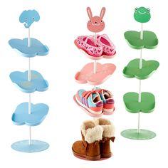 Container Store $19.99 Children's Shoe Rack