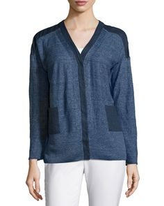 I found a Special Deal on Lafayette New York Neck Snap Front Sleeve Cardigan Nu Melange I'm in! Are you See: http://www.imin.com/store-coupons/Neiman-Marcus-Last-Call