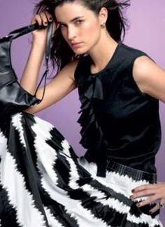 El blanco y negro, un fiel a la moda