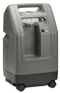 DeVilbiss 5 Liter oxygen concentrator.