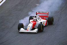 Martin Brundle (Brazil by on DeviantArt Bruce Mclaren, Mclaren Mp4, F1 Racing, Racing Team, Peugeot, Gp2 Series, Brazilian Grand Prix, Gp F1, Formula 1 Car