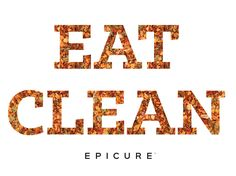 Count on Epicure for wholesome, gluten-free products with only clean ingredients. No artificial flavours, additives, or preservatives. After all, if you want to be healthy, you have to cook. If you want to know what's in your food, you have to cook. 2015 is the year to take back your plate, and your health! #goodfoodrealfast