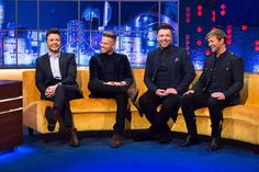 Tune into tonight at on ITV for our chat and first performance of Ireland virgin media two tomorrow night Mark Feehily, Nicky Byrne, Shane Filan, Virgin Media, All About Time, Celebs, 80s Icons, Instagram Posts, Band