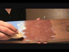Craquelado para despues aplicar decoupage. http://recetasplantasreflexiones.blogspot.com/ tecnica de craquelado con pegamento blanco