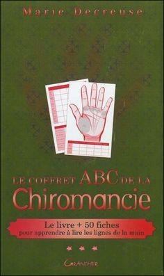 e2c5f3d209346 Le Coffret ABC de la Chiromancie - Marie Decreuse. Librairie Esoterique ...