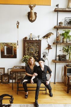 at the home of Kim Meinelt and Scott Irvine, Brooklyn