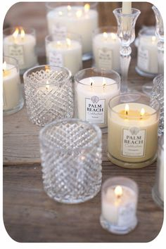 Love Palm Beach Collection candles! x