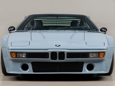 Rare BMW M1 Stripped For Rebuild Reveals Amazing Find