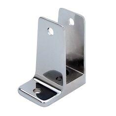 Global Partitions Chrome Zamac Double Ear Bracket Set Pinterest - Global bathroom stalls