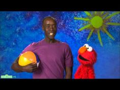 Sesame Street: Don Cheadle and Elmo -- Inflate - YouTube