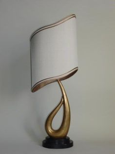 Discontinued Item Limited Stock Available 1 in Southampton Audrey Brass Table Lamp with Swirl Shade