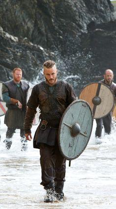 Travis Fimmel as Ragnar Lothbrok #Vikings