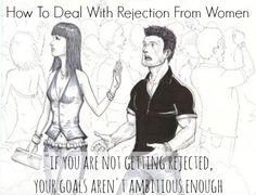how to handle rejection and avoid being rejected