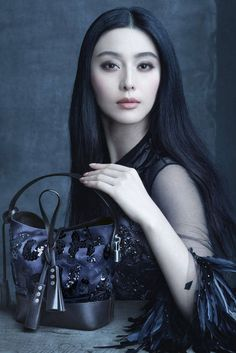 Fan Bingbing for Louis Vuitton Spring 2014